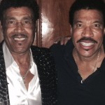 Hamilton with Lionel Richie